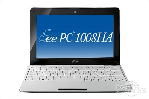 华硕 Eee PC 1008HA 160G XP