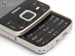 双向滑盖昔日旗舰 诺基亚N96港行3100元