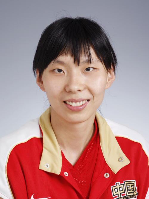 中国女篮队员简介 陈楠