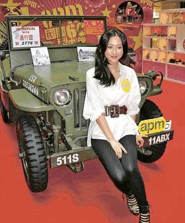 王秀琳自传出与郭富城的绯闻后,身边便是非不断