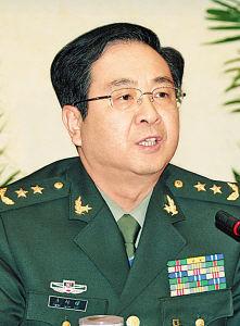 全国人大代表、北京军区司令员房峰辉(资料图)