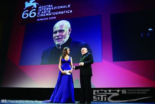 当地时间9月2日,第66届威尼斯电影节在水城威尼斯拉开帷幕。