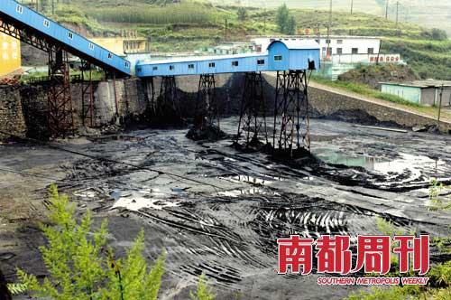 山西,一个已停产近3年的煤矿。