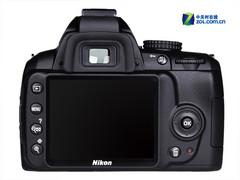 搭配18-105mm镜头 尼康单反D3000新套机