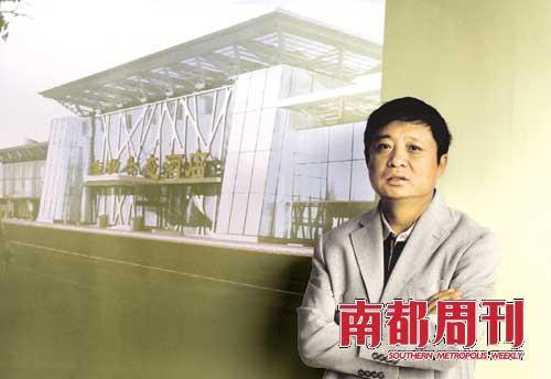 张子玉从上世纪90年代初开始从事煤矿生意,到如今转型开加油站和开发房地产,并计划在今年开发一家生态酒店。