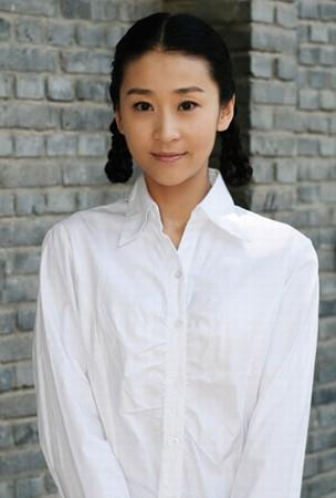 苗圃在《建国大业》中代表中国女性