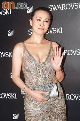 刘嘉玲将主演《七》片,令人期待