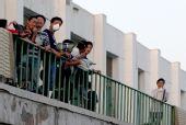 组图:宁夏一高校确诊8例甲型H1N1流感病例