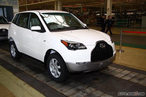 2009款猎豹CS7