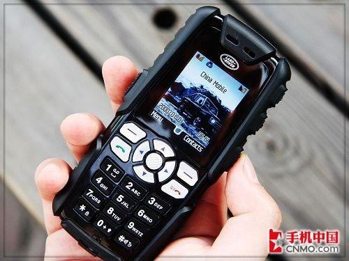 世界最坚固手机 路虎三防手机S1测前赏