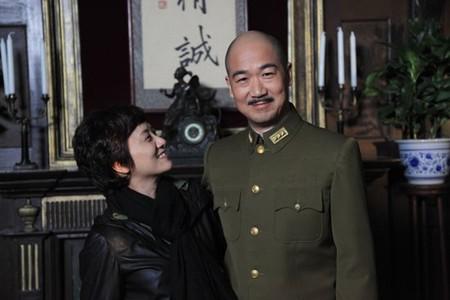 邓婕称赞张国立版蒋介石