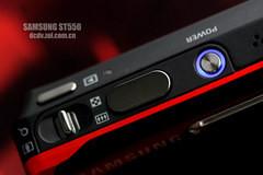 双屏幕广角卡片机 三星ST500送卡1750元