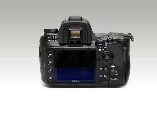 简化全幅单反!索尼A850真机及美女样张