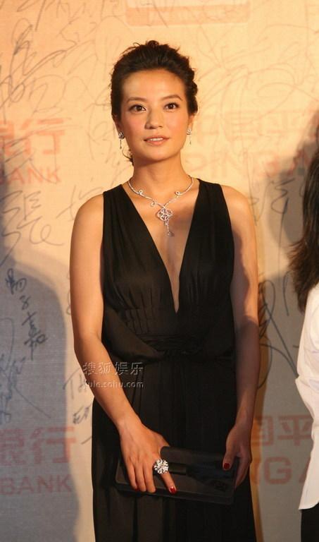 第12届上海国际电影节 赵薇红毯秀