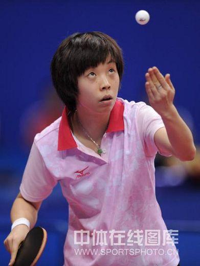 全运会乒乓球