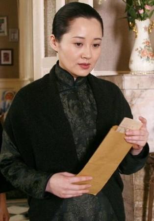 许晴饰演宋庆龄