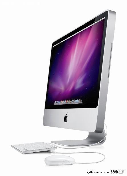传苹果已开始量产新款iMac一体机