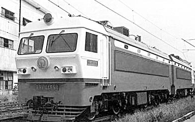 韶山四号电力机车-从韶山号火车头到和谐号动车组