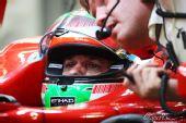 图文:F1新加坡站第一次练习 法拉利菲西凯拉