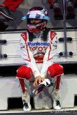 图文:F1新加坡站第一次练习 丰田车手特鲁里