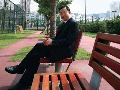 中国气候变化特别代表于庆泰