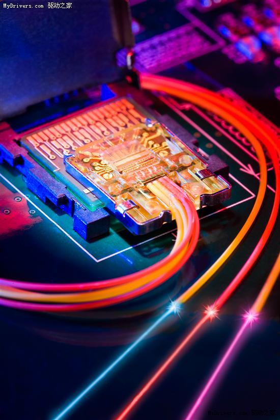 Intel光纤接口同步传输高清视频+海量数据