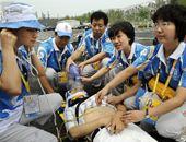 绿色奥运路之六:医疗卫生保障