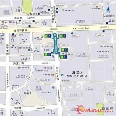 4号线中关村站_组图:北京地铁4号线24个站点逐一点评-搜狐新闻
