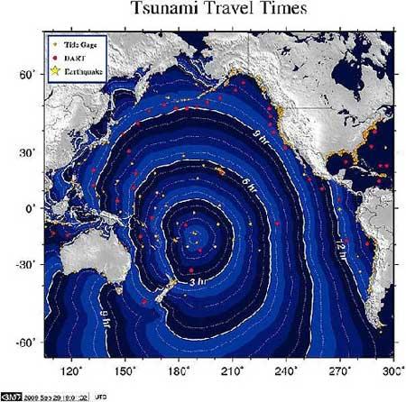 地震示意图