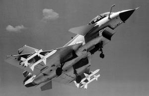 J-10战斗机 贲道春 摄