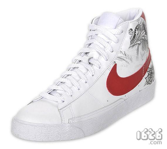 Nike盗版Mr. Cartoon别注Blazer
