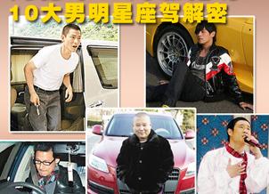 天下 刘德华 周杰伦 10大明星座驾解密 超极品绝色车模图片