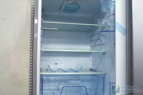 独有超强变温室 美的三门冰箱仅2299元