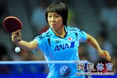 女乒世界杯四强