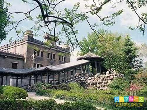 辅仁大学花园