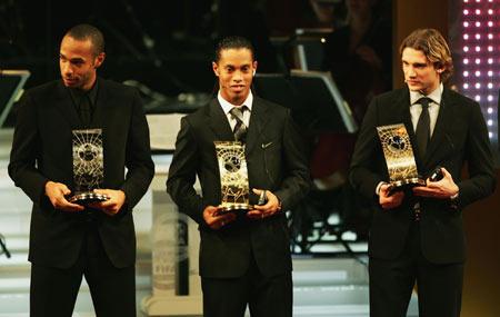 2004年世界足球先生