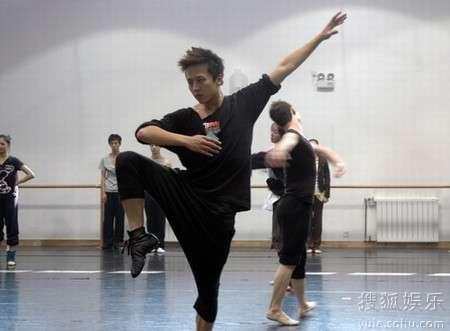 舞蹈创意与家乡有关
