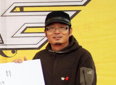 搜狐网副总编辑、汽车事业部总经理何毅先生