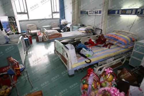 本山大叔的病房
