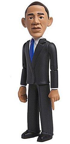 奥巴马玩偶