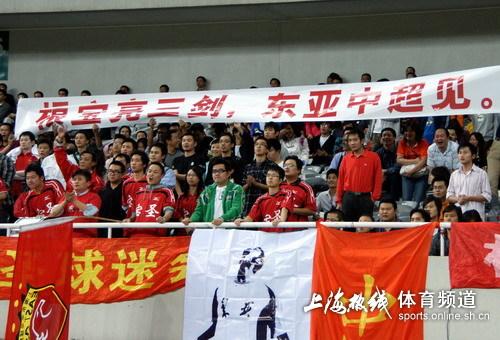 图文:[中甲]东亚1-0广东 东亚中超见