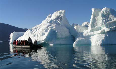 """从太平洋到大西洋,走""""西北通道""""航线的货船无需破冰"""