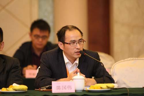 橙天嘉禾娱乐(中国)有限公司 总裁  陈国伟