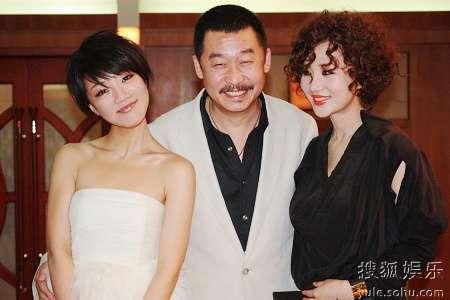 邓家佳与刘桦、阿朵
