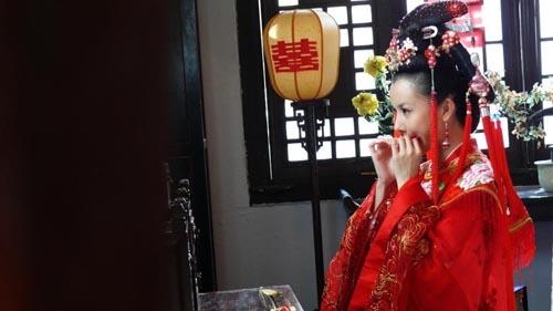 《牡丹亭》剧照:孙菲菲