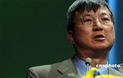 中国银行副行长朱民(资料图)