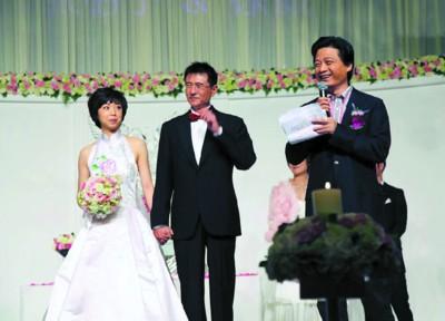 张怡宁结婚,请来名嘴崔永元当司仪