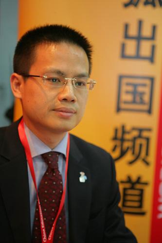 澳大利亚IDP北亚地区总监蒋海华