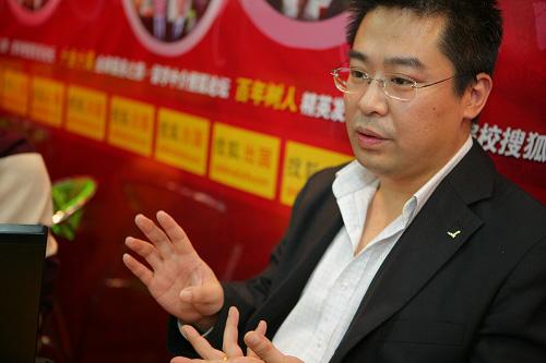 美国东西方国际教育基金会、东西方国际教育研究院院长助理兼招生数学部主任刘欣