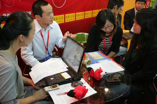 PTE学术英语考试中国区经理Jim So